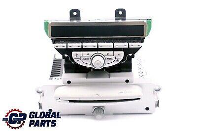 BMW Mini Cooper One R55 R56 R57 Radio Boost CD Spieler 3452105 65123452105