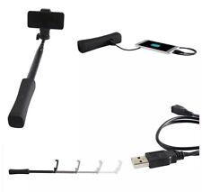 Silvercrest 2 In 1 Selfie Stick Built In Power Bank.