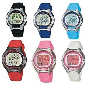 La imagen se está cargando Reloj-digital-Casio-Junior-Damas-Eleccion-de -Colores- 43786b790b74