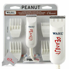 Wahl Professional Peanut #8685 Classic Series Corded Clipper / Trimmer White