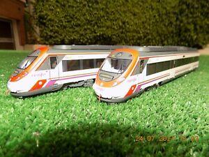 LOCOMOTORAS TREN CIVIA RENFE ELECTROTREN REF.- 3453 HO CC