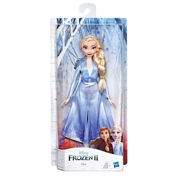 Multicolor Disney Frozen Anna bambola fashion doll taglia unica
