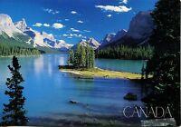 Alte Postkarte - Canada