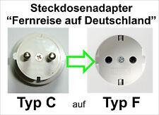 Reiseadapter / Reisestecker / Steckdose Adapter für China, Türkei, Israel usw.
