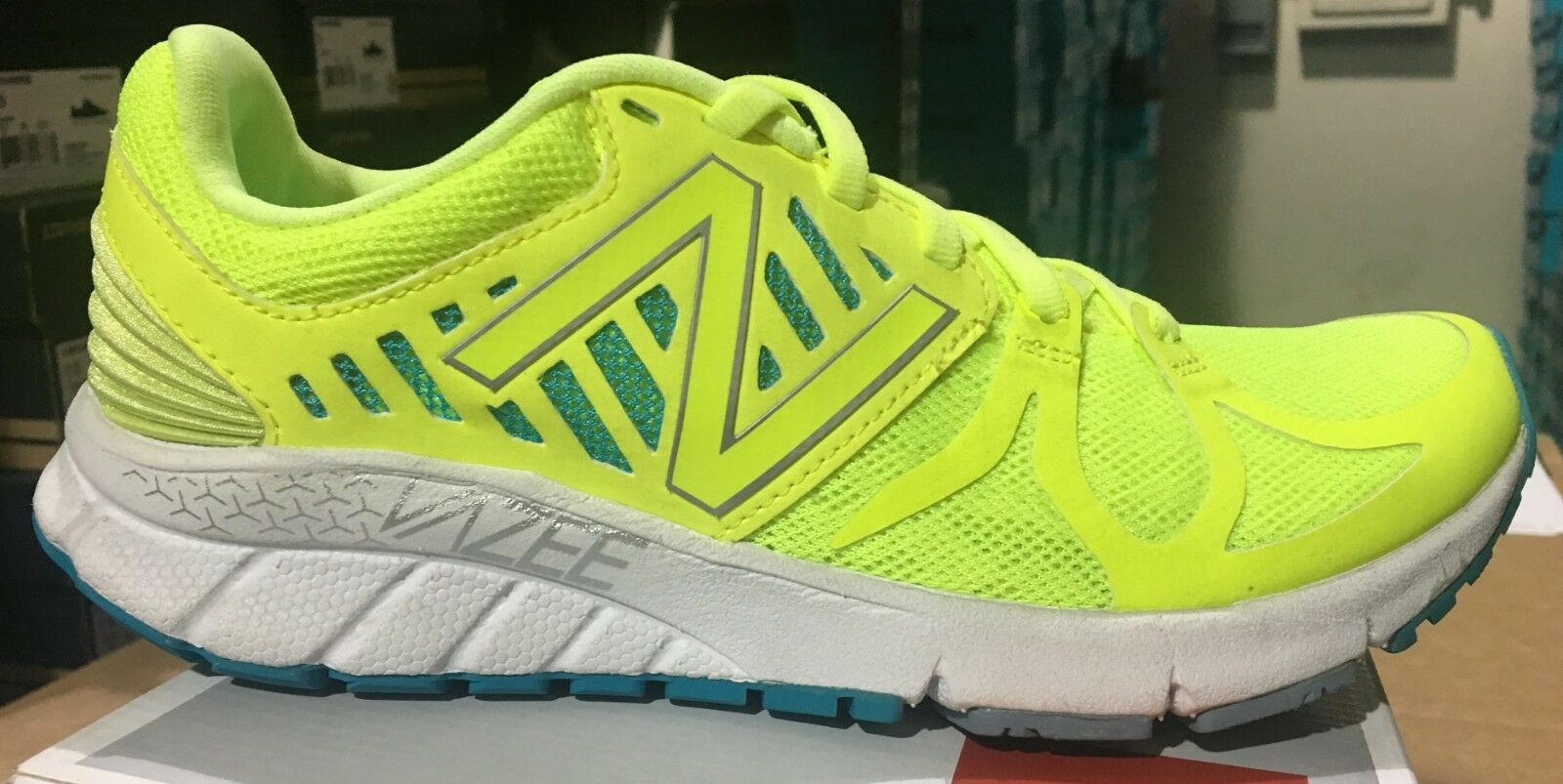 NEW BALANCE VAZEE  Women's Running Training shoes WRUSHYL  Yellow White  L