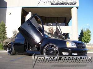 Vertical Doors Inc. Bolt-On Lambo Kit for Cadillac Deville 00-05