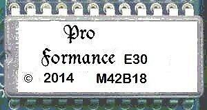1989-1992 BMW E30 M42 318i//ic//is Performance EPROM chip 18 HP ECU 175