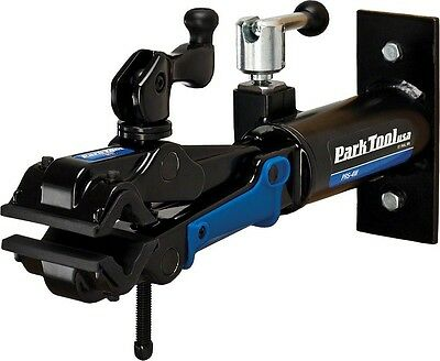 Park Tool PRS-4W-2 Professional Wall Mount Stand and 100-3D Clamp: Single