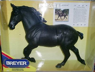 Breyer Model Horses Black Draft Horse Cedarfarm Wixom