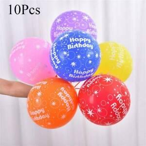 Multicolor-Balloon-12inch-Latex-Balloon-Happy-Birthday-Party-Balloon-Decor-10Pcs
