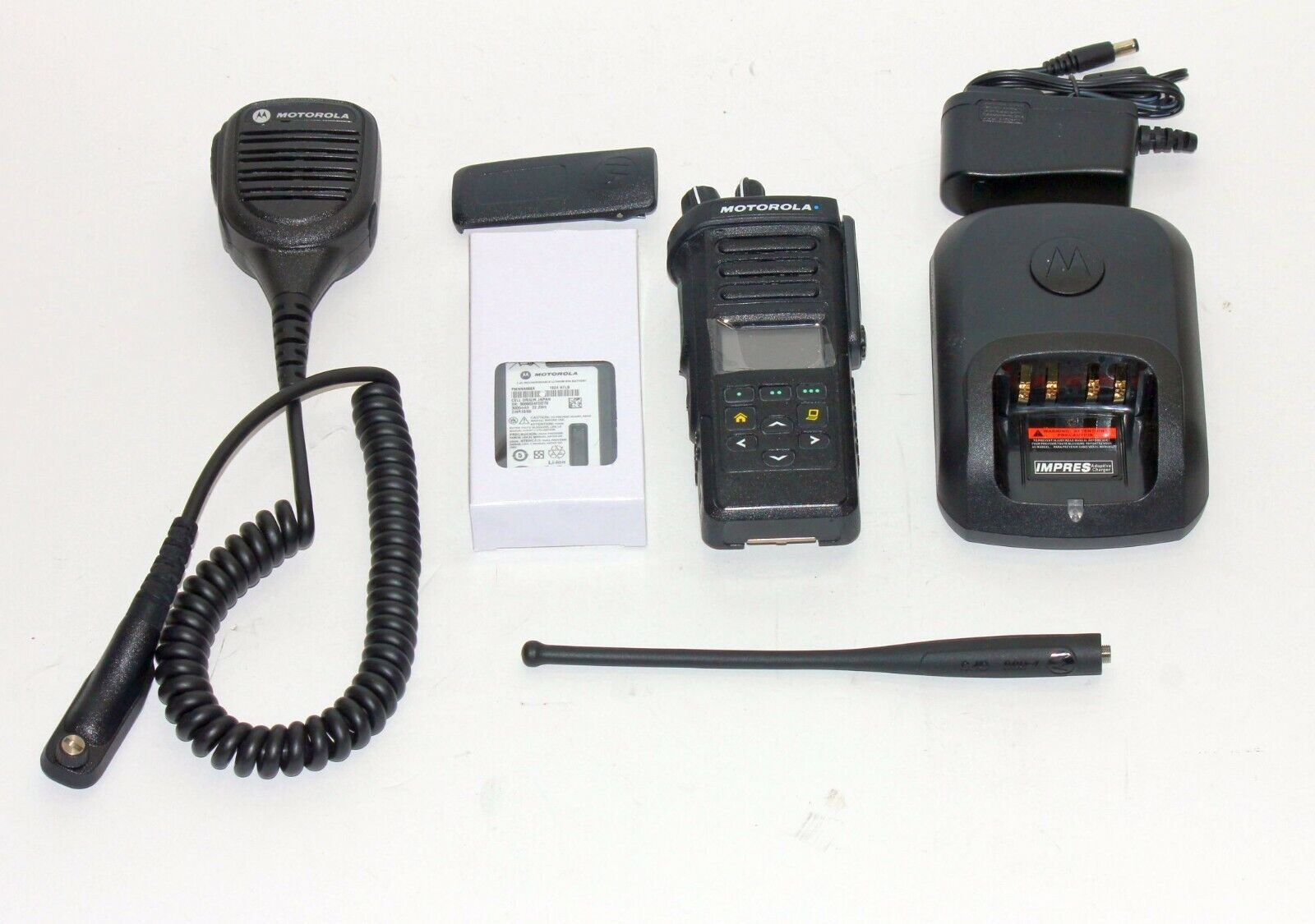 TESTED MOTOROLA APX APX4000 DIGITAL RADIO 700/800 MHZ P25 TDMA AES DES BLUETOOTH. Buy it now for 1459.99
