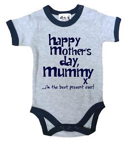 Dirty-Fingers-Happy-Mother-039-s-Day-Mummy-x-Baby-Boy-Bodysuit-contrast-trim