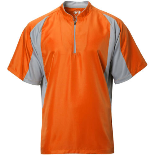 Wire2wire Mens Performance Short Sleeve Cage Jacket