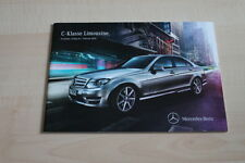 99560) Mercedes C-Klasse W204 - Preise & Extras - Prospekt 02/2012