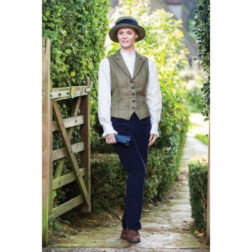 EQUETECH county cordon dans la main montrant pantalon-stone bleu marine /& noir