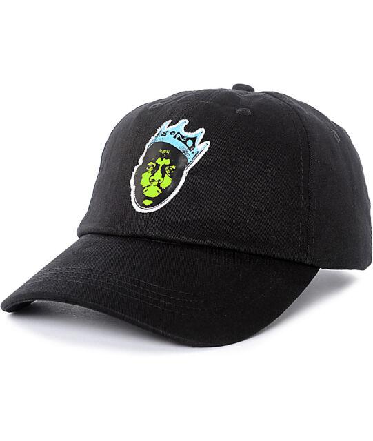 Notorious Big Biggie Smalls Hypnotize Crown Biggie Adjustable Cap Dad Hat 129bd0c2d91