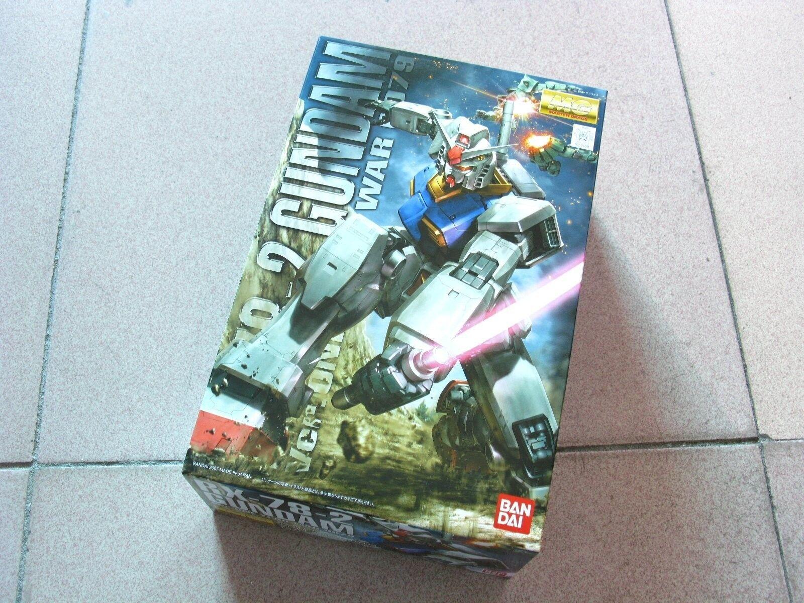 Bandai MG 1 100  MG-078s RX-78-2 Gundam Ver.TV One Year War 0079