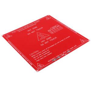 Red-3D-Printer-PCB-Heatbed-MK2B-Heat-Bed-Hot-Plate-12V-24V-For-RepRap