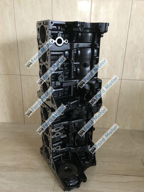 Generalüberholt 0,50 Motorblock  FORD TRANSIT   2,2 L  FWD  Euro 5