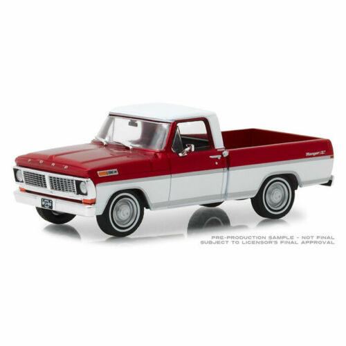 Diecast by GREENLIGHT 86317//86318 NEW 1//43 1970 Ford F-100 Pickup Truck