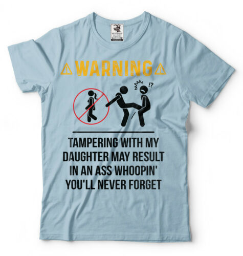 Fathers day Gift Christmas Gift for Dad Funny Mens Shirt Daughter Dad Shirt
