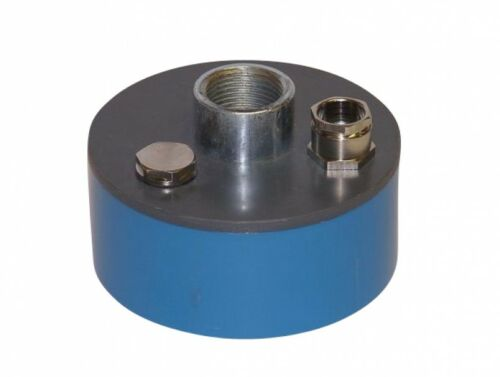 Fountain Head stülp Lid for Fountain Pipe DN 125 with 1 Inch IG for Riser