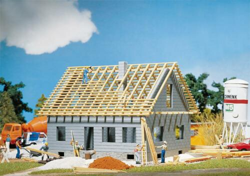 Faller 130303 h0 unifamiliare in costruzione #neu in OVP #