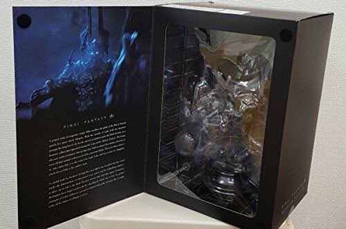 Figura Final Fantasy XIV Meister Calidad lucha Dios Odin ym Japón utilizó