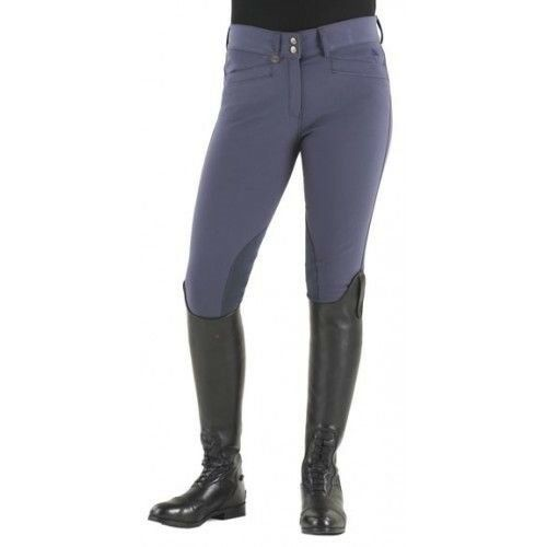 Ovation Wouomo Celebrity Slim Secret Knee Patch Riding Breeches DryTex