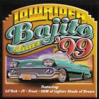 Lowrider Bajito Tour 99 by Various Artists (CD, Aug-2003, Thump Records)