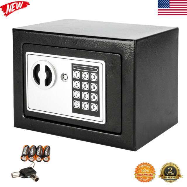 Digital Safe Box Large Safety Electronic Security Steel Money Cash Home Office