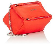 New GIVENCHY Givenchy mini Pandora crossbody bag orange $1690