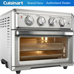 Cuisinart Toa 60 Convection Toaster Oven Air Fryer With