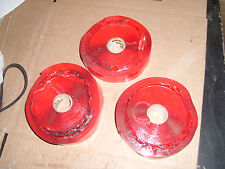 """Lot of 3 rolls 3M VHB  More than 50' X 1"""" Double Sided Acrylic Foam Mounting"""