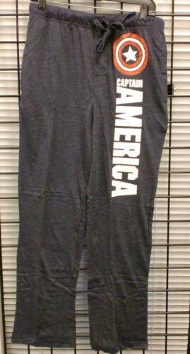 S--2XL Men Heroes DC Comics Marvel Lounge Pajama Sleepwear Sweat Pants SIZES