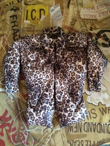 Westwood 44 Style Eastwood Leopard New Clint Anglomania Vivienne Coat Size Print 5XxnST