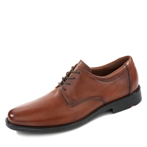 Lloyd Nevio Herren Halbschuhe Business Schuhe Schnürschuhe Glattleder Schuhe