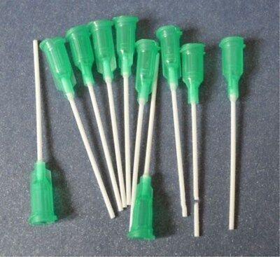 "50pcs 1//2/"" 20Gauge Pink Blunt dispensing needles syringe needle tips"