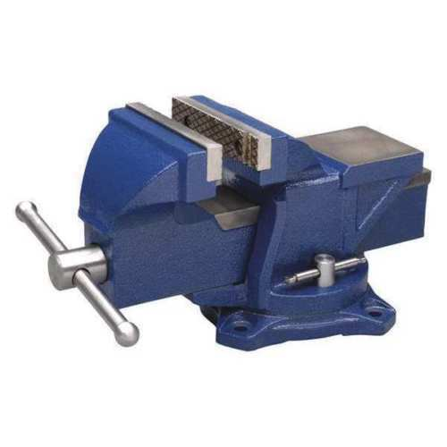 """WILTON 4/"""" BENCHTOP SPINNING SWIVEL BASE VISE ANVIL BENCH CLAMP VICE"""