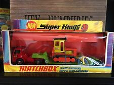 matchbox super kings no.17A-3.Very Rare Version mint 1.OVP excellent from 1971