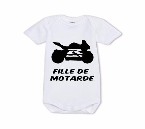BODY FILLE DE MOTARDE GSXR