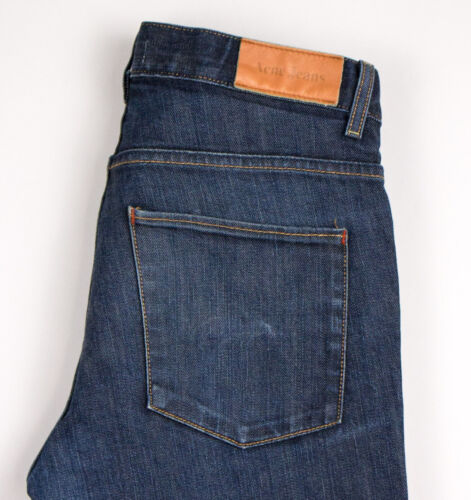 ACNE Jeans Men Mix/Dead Stock Slim Stretch Jeans S