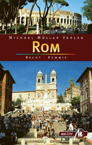 1 von 1 - ROM Michael Müller Reiseführer City Stadtführer Vatikan Latium 10 Italien NEU