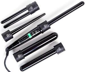 H2D-MAGICURL-X5-5-IN-1-IONIC-CERAMIC-HAIR-CURLING-WAND-TONGS