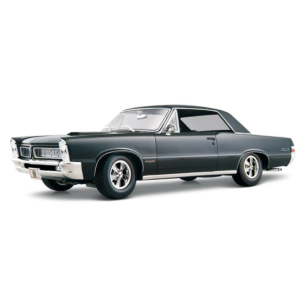 1 18 1965 Pontiac Gto Hurst Edition Maisto diecast model car