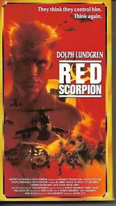 A4746 Red Scorpion Dolph Lundgren, M. Emmet Walsh, Al