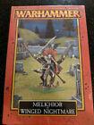 Melkhior on Winged Nightmare Citadel Miniature AOS Warhammer Fantasy Battle Game