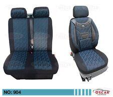Renault Trafic 2 Schonbezüge Sitzbezüge  Autositzbezüge 2001-2014 1+2 Sitzer 904