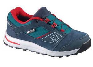 Running Niño J O 2 Zapatos Premium gb Talla Outban De Salomon 34 Azul Cswp AdnEwTq