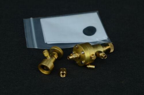 P5B Automatische Kesseldruckregler mit P7 Gasventil